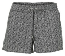 Print Beach Holiday Shorts black