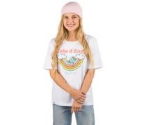 Take It Easy T-Shirt white