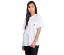 Carrie Pocket T-Shirt ash heather