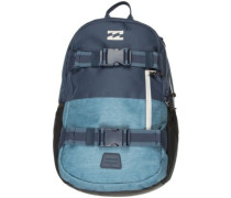 Command Skate Backpack navy heather