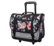 Wh Satchel Desert Flower Backpack black