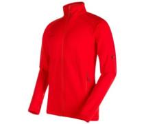 Trovat Pro Ml Fleece Jacket spicy