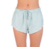 Cut Corners Shorts eggshell