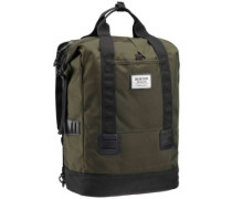 Tinder Tote Backpack forest night ballistic