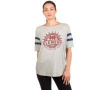 Pine Fb T-Shirt heather grey