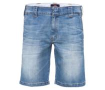 Dm873 Shorts bleach wash