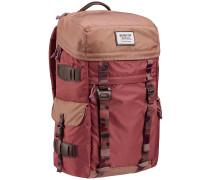 Annex Backpack rose brown flight satin