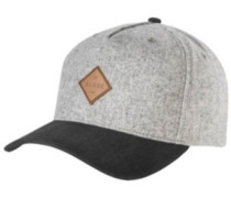 Gladstone II Snapback Cap grey marle