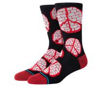 Rocksteady Crew Socks black