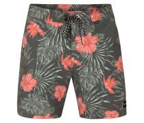 "Beachside Islander 18"" Shorts camelia"