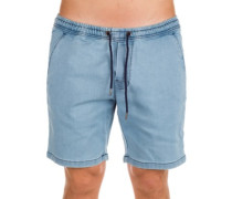 Easy Shorts light blue denim