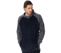 Rolston Fleece Jacket mood indigo heather