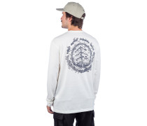 Too Late Logo Long Sleeve T-Shirt off white
