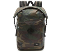 Fend Roll Top Backpack classic camo