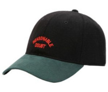 CSBL A-Listed Curved Cap black