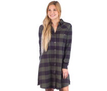 More To It Dress olive drab
