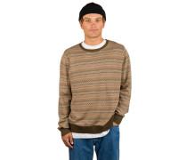 Vibrations Knit Sweater multi