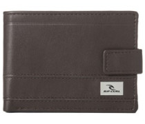 Reflect Clip All Day Wallet brown