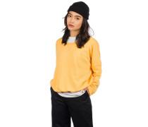 Keegan Crew Sweater banana