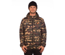 Lombardy Jacket camo print