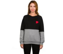 Rosanna Crewneck Sweater black