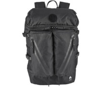 Scripps II Backpack all black