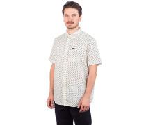Gauze Dot Shirt natural