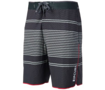 "Mirage Transmit Ult 20"" Boardshorts black"