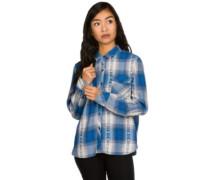 Kindling Shirt LS electric blue
