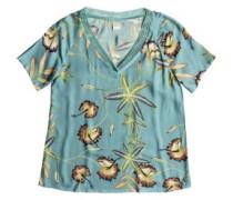 Break Evasion T-Shirt trellis bird flower