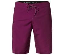 "Overhead 20"" Boardshorts dark purple"