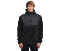 Willmore Fleece Pullover black