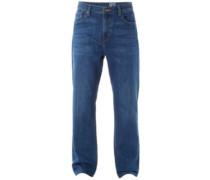 Garage Jeans med stonewash