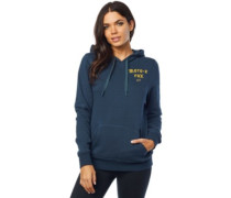 Arch Hoodie navy