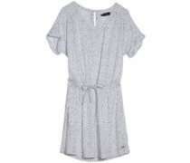 Mix A Lot Dress star white
