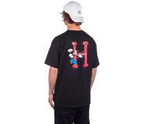 X Popeye Classic T-Shirt black
