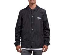 Brews Coach Windbreaker black