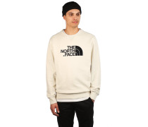 Drew Peak Crew Light Sweater tnf black