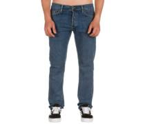 Klondike II Jeans blue stone washed