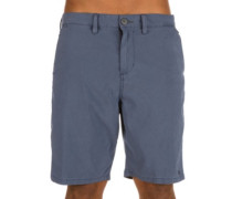 New Order X OVD Shorts indigo