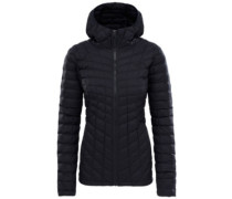 Thermoball Hooded Outdoor Jacket tnf black matte