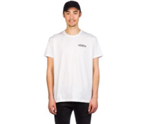 Pipe Collage T-Shirt white