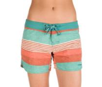"Wavefarer 5"" Boardshorts fitz stripe texture:beryl"