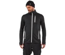 Merino Approach Tech Mid Jacket black