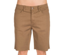 A/979 5 Pkt Shorts tobacco