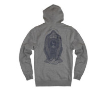 Shelter Hoodie grey heather