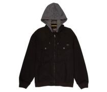 Barlow Canvas Jacket black