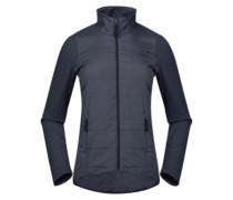 Stranda Hybrid Fleece Jacket dk fo