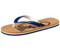 Profile Sandals brown aop
