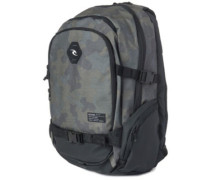 Posse Camo Backpack green